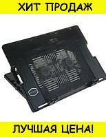 Охлаждающая подставка для ноутбука Notebook Cooler Pad N182!Спешите Купить