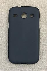 Силиконовый чехол для Samsung Galaxy Star plus S7262 (Black)