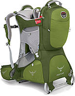 Рюкзак для переноски детей Osprey Poco AG Plus, зеленый