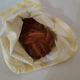 Торбинка для хлібобулочних виробів  35 см*35 см, фото 3