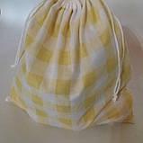 Торбинка для хлібобулочних виробів  35 см*35 см, фото 2