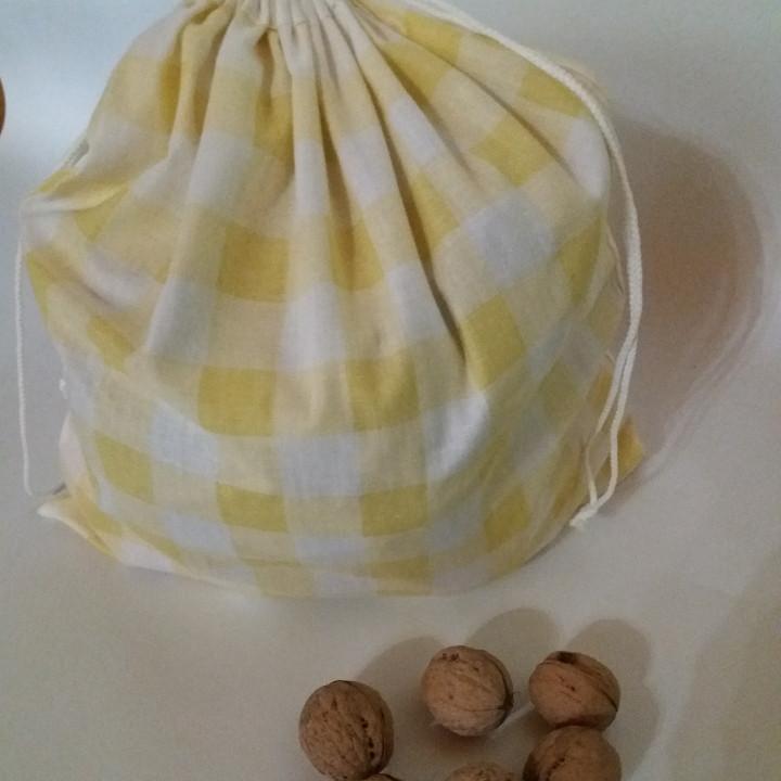 Торбинка для хлібобулочних виробів  35 см*35 см