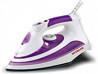 Утюг VITALEX VT-1001 Бело-фиолетовый