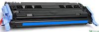 Заправка картриджа HP CLJ 2600 (Q6001A) Cyan
