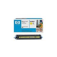 Заправка картриджа HP CLJ 2600 (Q6002A) Yellow