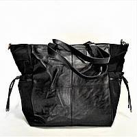 Шикарная женская сумочка черного цвета комбинированная NNY-388011, фото 1