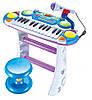 Пианино синтезатор 7235 2 цвета