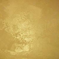 MIRAGE GOLD (Мираж Голд) - бархатная полу матовая декоративная штукатурка база Золото,5кг.