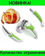 Трипл Слайсер (Triple Slicer) 3 в 1 кухонный прибор для нарезки овощей!Розница и Опт