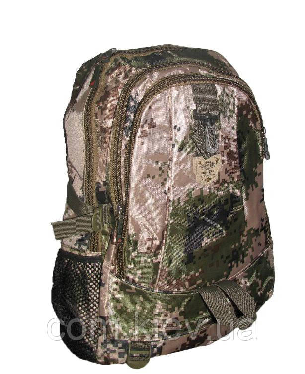 Рюкзак камуфлированный 071 Jing Pin
