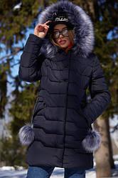 Молодежная коллекция зимних курток и пальто. Размер 42-56