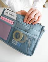 Органайзер Bag in bag maxi голубой, фото 1