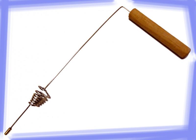 Рамка для биолокации спираль конусная