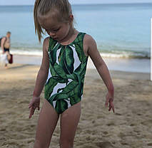 Хит сезона купальник и пляжная накидка с принтом, фото 3