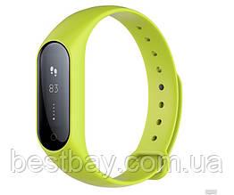 Ремешок для Фитнес-трекера Xiaomi Mi Band 2 Зеленый