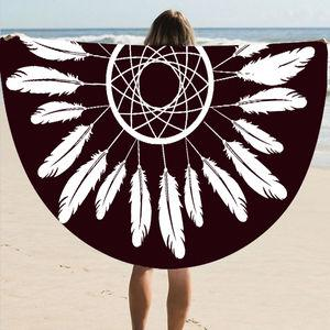Пляжный коврик(подстилка) Ловец снов