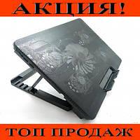 Охлаждающая подставка для ноутбука Notebook Idea Cooling M8 (5куллеров)!Хит цена