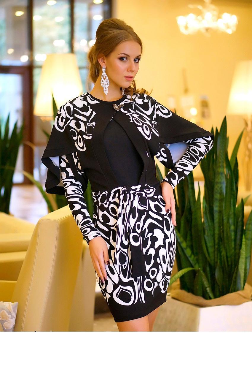 Платье с болеро для женщин