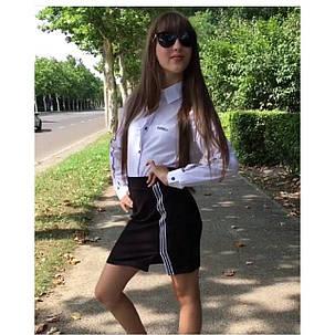 """Школьная юбка """"Ломпас"""", фото 2"""