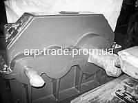 Редуктор цилиндрический двухступенчатый горизонтальный Ц2У 250-25