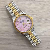 Часы унисекс ROLEX - Datejust Quartz, цвет корпуса и браслета комбинированный