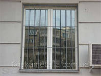 Решетки на окна – стильно и безопасно
