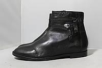 Женские кожаные ботинки Minelli, 37р., фото 1