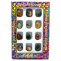 Камни набор (н-р/12шт)(26,5х17,5х2,5 см) 26493