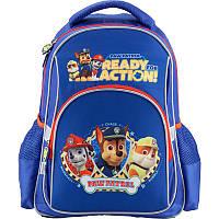 Стильный школьный рюкзак для мальчика Kite принт Щенячий патруль 38*29*13 см