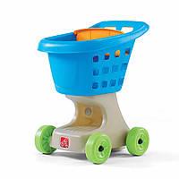 STEP2 SHOPPING CART Дитячий візок для ігор