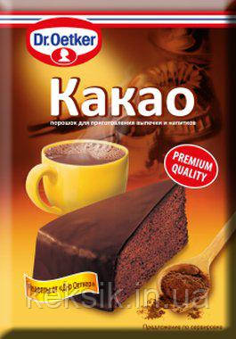 Какао DrOetker 50 гр