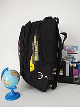 Школьный рюкзак для подростка с анатомической спинкой Migini 45*30*15 см, фото 3