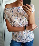 Красивая женская футболка вискоза арт 5