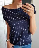 Женская стильная футболка вискоза+cotton арт 1