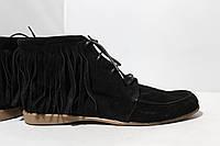 Женские замшевые ботинки San Marina, фото 1