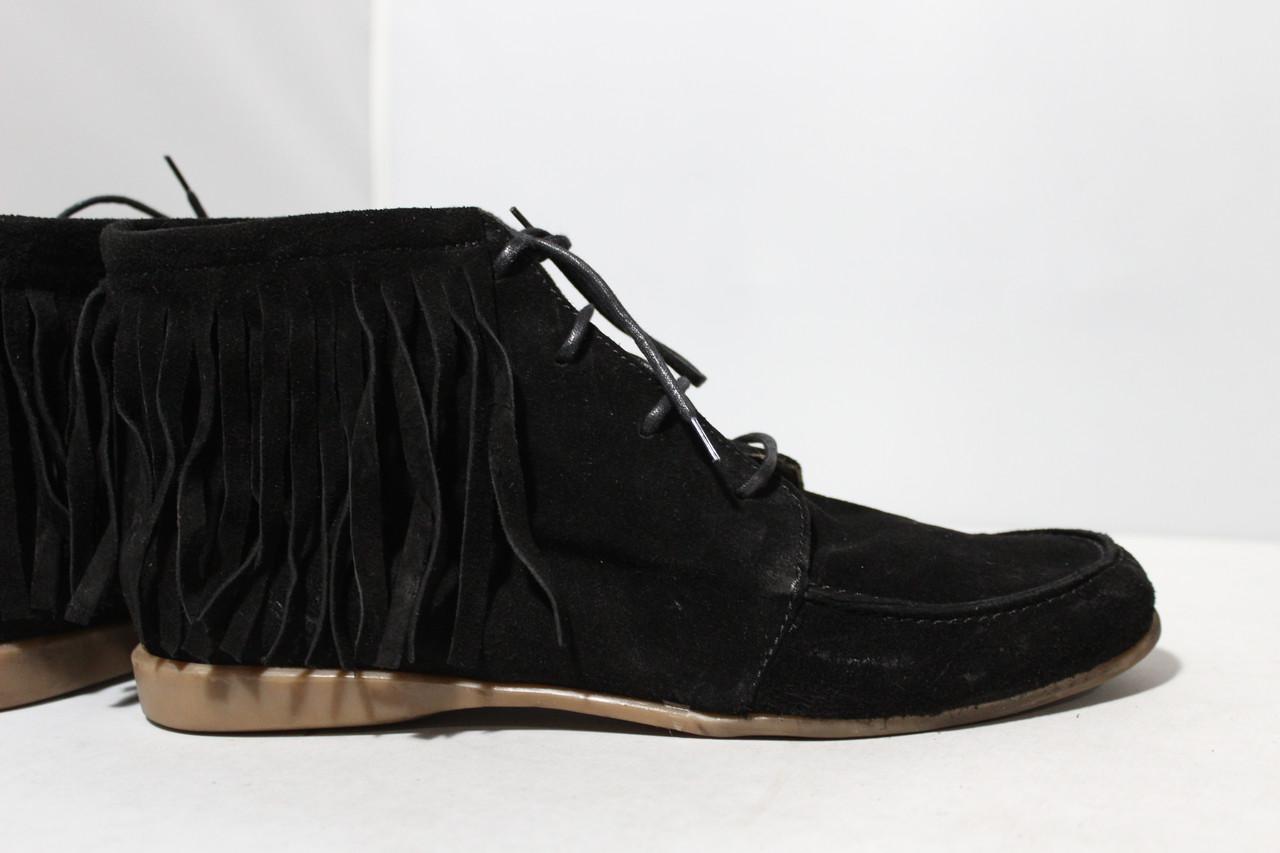Женские замшевые ботинки San Marina