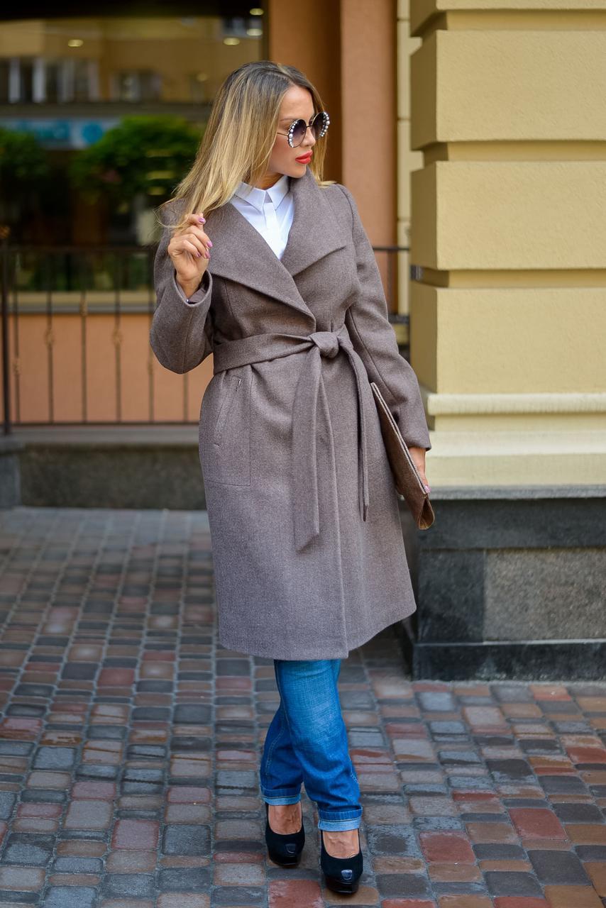 Пальто класика,кашемир