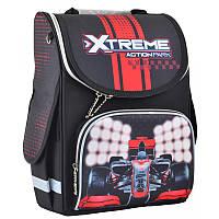 Ранец (рюкзак) - каркасный школьныйдля мальчика - Гоночная машина, PG-11 Extreme, 554531