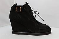 Женские замшевые ботинки Andre, фото 1