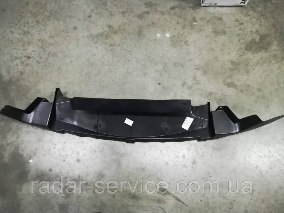 Защита переднего бампера нижняя (пластиковая), чери a13 Forza, a13-2802013