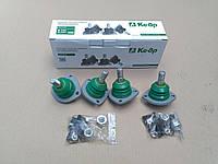 Опора шаровая ВАЗ 2101,2102,2103,2104,2105,2106,2107, (Триал-Спорт) верхн.2шт.+нижн.2шт.+крепеж (пр-во КЕДР), фото 1