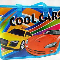 """Папка- портфель  А4 """"Cool cars"""""""