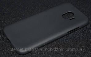 Чехол силиконовый Samsung J250/J2 2018 черный