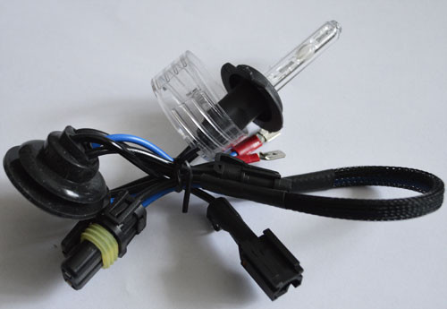 Ксеноновая лампа SL Xenon  под цоколь Н1, 35Вт. 4300К.,  разъем KET, AC