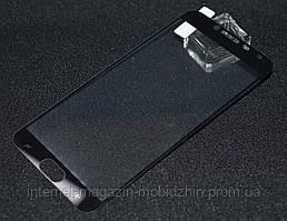 Защитное стекло Samsung J400/J4 2018 Full черное