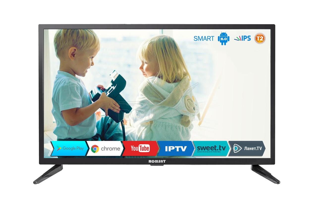 Телевизор Romsat 32HSK1810T2 Smart