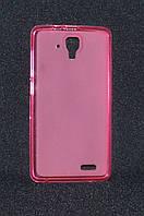 Чехол Lenovo S820 красный