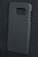 Чехол силиконовый Samsung  G930/S7, черный