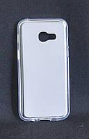 Чехол Samsung A320/A3 прозрачный
