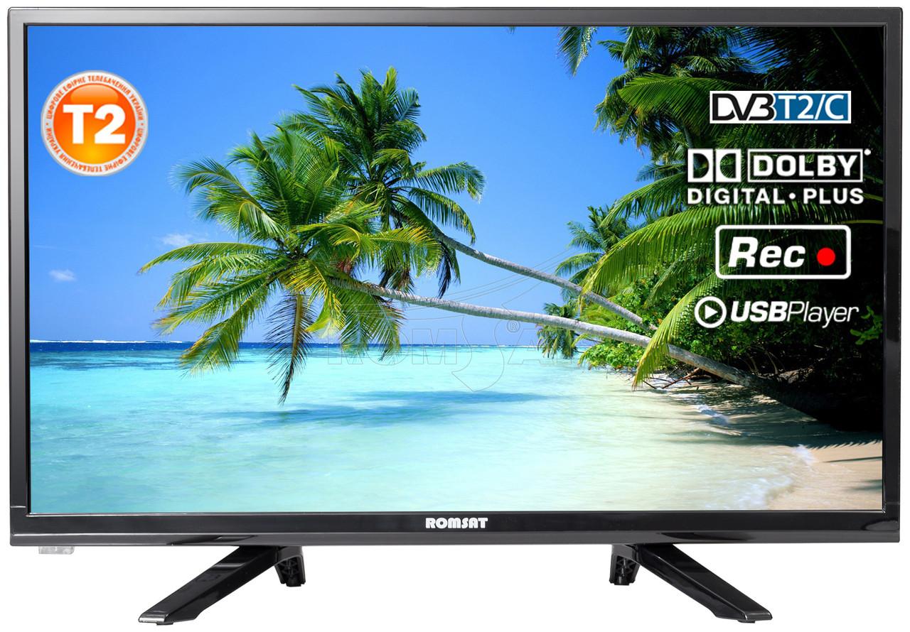 LED телевизор Romsat 24'' 24HMT16052T2